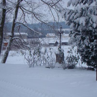 Paars sous la neige (décembre 2010)