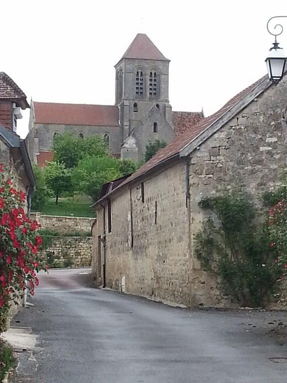 Rue du Prompt et de l'église Saint-Nicolas