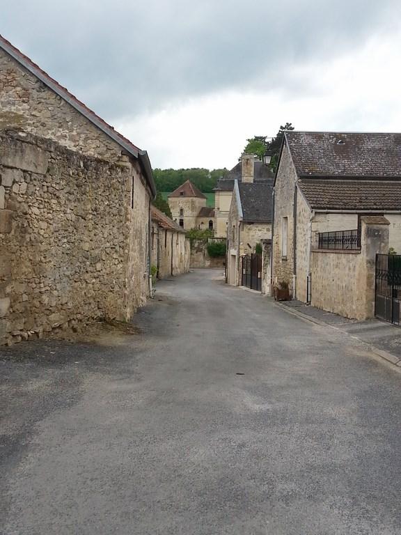 Rue Abélard Séné