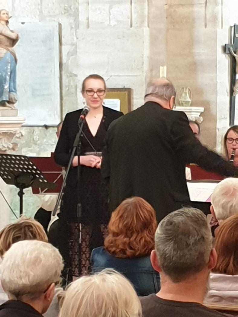 Clémence BAUGEN, jeune soprano
