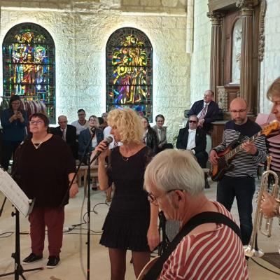 Concert église de Paars (13/10/2019)