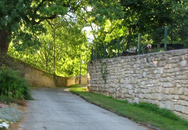 Sentier de la Cole Beule