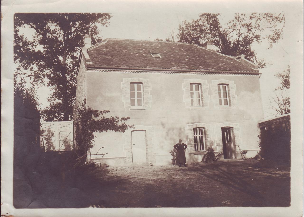 Maison à Paars