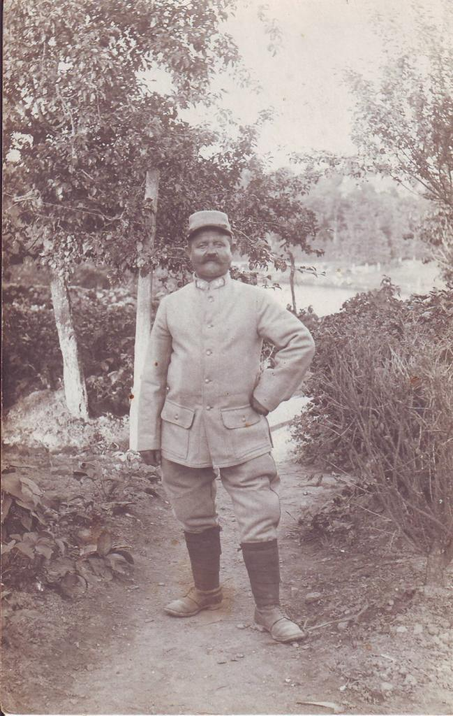 Militaire du 46ème Terrirorial (Jules HARSEE)