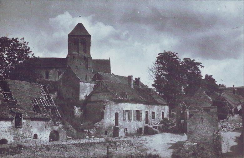 Paars en 1918