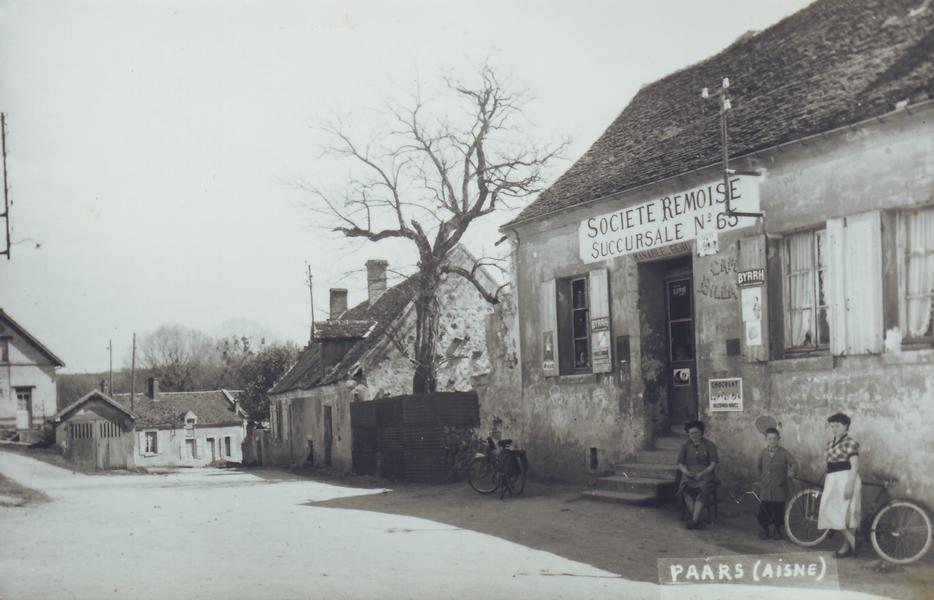 Place de Paars
